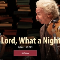 Ford's Theatre Performances of MY LORD, WHAT A NIGHT Begin in October Photo