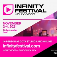 Phil Lord and Christopher Miller, ART+TECH Exhibition & More to Headline Infinity Fes Photo