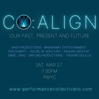 The Performance Collective Presents OUR, PAST, PRESENT, AND FUTURE Inaugural Fundraiser Ev Photo