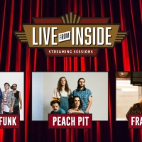 Live Nation Canada Presents 'Live From Inside' Streaming Sessions Photo