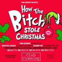 THE B**** STOLE CHRISTMAS Announced At Club Cumming Photo