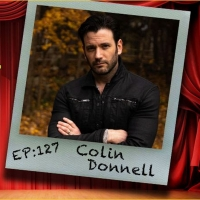 Colin Donnell Joins the Latest Episode of THE THEATRE PODCAST WITH ALAN SEALES Photo