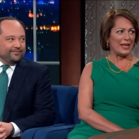 VIDEO: Watch Philip Rucker & Carol Leonnig Interviewed on THE LATE SHOW Photo
