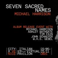 Explore Michael Harrison's Album Seven Sacred Names at Online Event Photo
