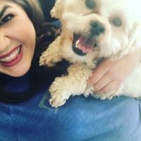 BWW Backstage Pets: LAUREN PAIGE WILSON and Fozzie