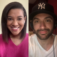 WEST SIDE STORY Star Shereen Pimentel Stops By the 'Break A Bat!' Podcast Photo