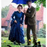 Photo Flash: Get a First Look at Benedict Cumberbatch, Claire Foy in LOUIS WAIN