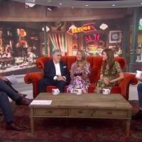 VIDEO: Elliott Gould, Jane Sibbett, Jessica Hecht and Vincent Ventresca Talk FRIENDS 25th Anniversary