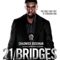 VIDEO: Watch the Final Trailer for 21 BRIDGES Starring Chadwick Boseman Photo