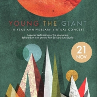 Young the Giant 10th Anniversary Edition Arrives Today Photo