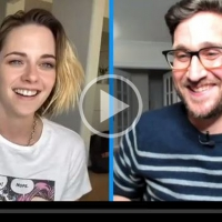 VIDEO: Kristen Stewart 'Cold-Reads' Famous Movie Lines on STIR CRAZY WITH JOSH HOROWI Video