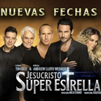 El espectáculo de JESUCRISTO SUPERESTRELLA abre nuevas fechas para Ciudad de México Photo