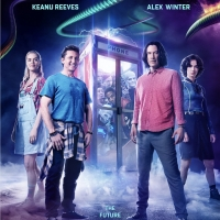 VIDEO: Keanu Reeves and Alex Winter Star in Trailer for BILL & TED FACE THE MUSIC Photo