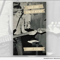 Gerry Stanek to Release New Book, LOUD AND SURE OF MYSELF Photo
