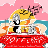 Justin Sayre Presents HOT FLASH, An UnAuthorized Sequel To John Waters' 'Female Troub Photo