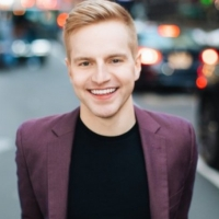 Tyler Mount Stops By SOUP TROUPE ONLINE! Photo