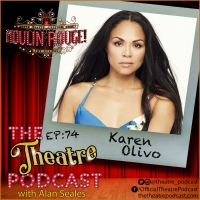 Podcast Exclusive: The Theatre Podcast With Alan Seales: Karen Olivo Photo