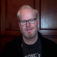 VIDEO: James Corden Interviews Jim Gaffigan on THE LATE LATE SHOW Photo