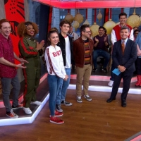 VIDEO: The Cast of HIGH SCHOOL MUSICAL: THE MUSICAL: THE SERIES Performs on GMA Video