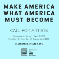 The Contemporary Arts Center Has Announced a Call for Artists for MAKE AMERICA WHAT A Photo