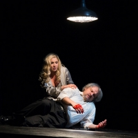 BWW Review: Double, Double, Netrebko's Got No Trouble with MACBETH's Lady, in a Take- Photo