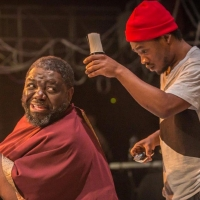 BWW Review: BARBER SHOP CHRONICLES, National Theatre At Home Photo