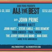 John Prine Returns to Dominican Republic for All The Best Festival