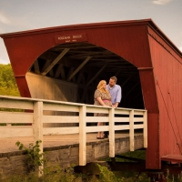 Outdoor Production of THE BRIDGES OF MADISON COUNTY to be Presented by Tallgrass Thea Photo