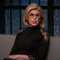 VIDEO: Christine Baranski Shares Her Favorite Tony Awards Memories