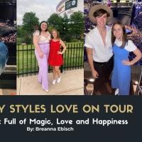 Student Blog: Harry Styles Love On Tour Photo