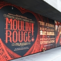 BWW TV: Broadway Walks the Red Carpet at MOULIN ROUGE! Photo