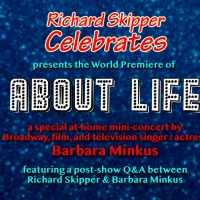 Richard Skipper Celebrates Barbara Minkus Tonight Photo