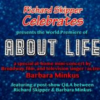 Richard Skipper Celebrates Barbara Minkus Tonight Photo