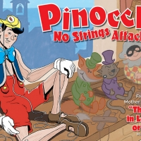 Above The Stag's Christmas Panto Announced As PINOCCHIO: NO STRING ATTACHED!