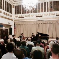 An Die Musik Presents: Yun, Kurtág, Schumann at Union Temple of Brooklyn