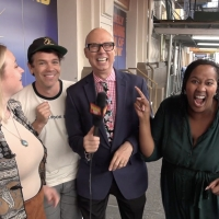 VIDEO: Hangin' on 45th Street with the Cast of FREESTYLE LOVE SUPREME Photo