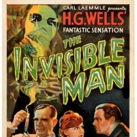 1933 Poster For THE INVISIBLE MAN Brings $182,400 As Remake Hits VOD Photo