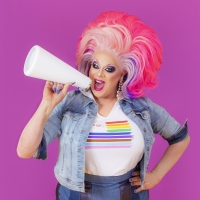 Nina West Partners With Lane Bryant on 'Say It With Pride' Photo