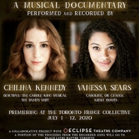 Chilina Kennedy and Vanessa Sears Will Perform an Original Song For the Toronto Fringe Col Photo