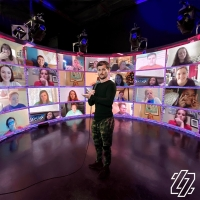 YouTube Comedian Drew Lynch Headlines Inaugural InCrowd Immersive Show Saturday Night Photo