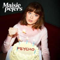 Maisie Peters Releases New Single 'Psycho' Photo