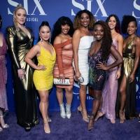 VIDEO: Go Inside SIX's Opening Night on Broadway! Photo