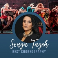 MOULIN ROUGE!'s Sonya Tayeh Wins 2020 Tony Award for Best Choreography Photo