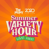 THE MUNY 2020 SUMMER VARIETY HOUR LIVE! Continues Tonight With Ann Harada, Christophe Photo
