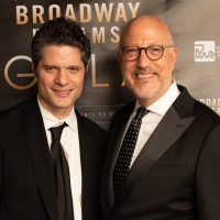Photo Flash: Tom Kitt And Tom Gabbard Honored At Broadway Dreams 12th Annual Holiday  Photo