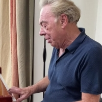 VIDEO: Andrew Lloyd Webber Plays 'Music of the Night' on Piano Photo