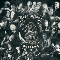 Rose Tattoo Unleash OUTLAWS Album March 6 Photo