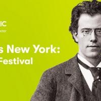 NY Philharmonic MAHLER'S NEW YORK: A DIGITAL FESTIVAL Begins April 16 Photo