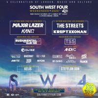South West Four Announces Major Lazer, Jonas Blue, Andy C, & More! Photo