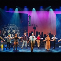 BWW Review: GODSPELL is a Timeless Tale With Unique Staging, and Full of Music to Set Photo